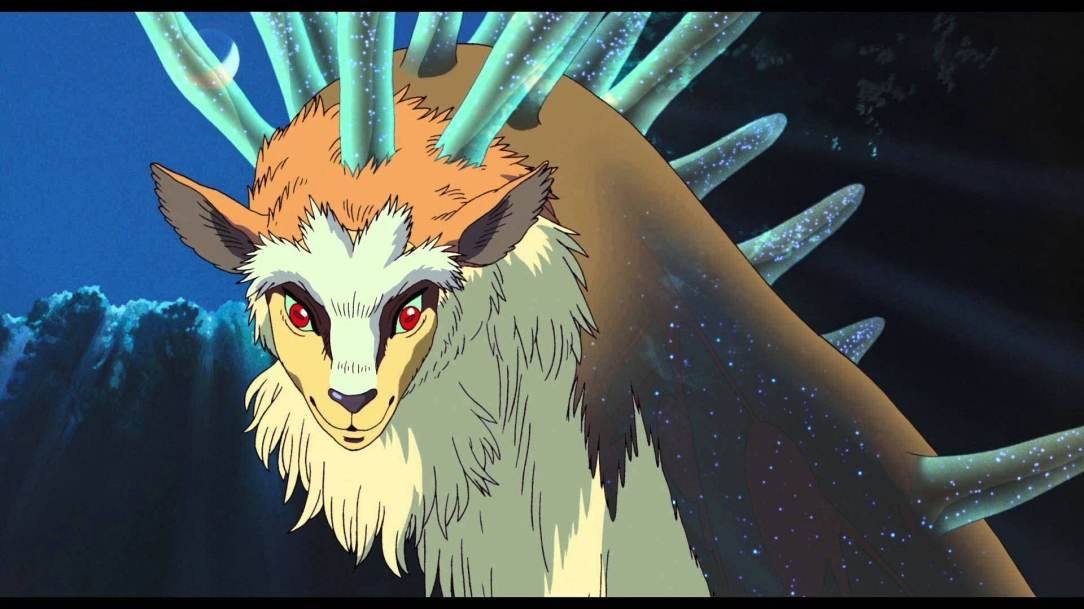 266631-princess-mononoke-the-forest-spirit
